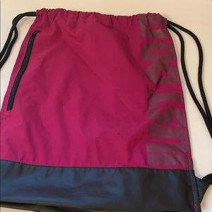 Nike Just Do It Drawstring backpack